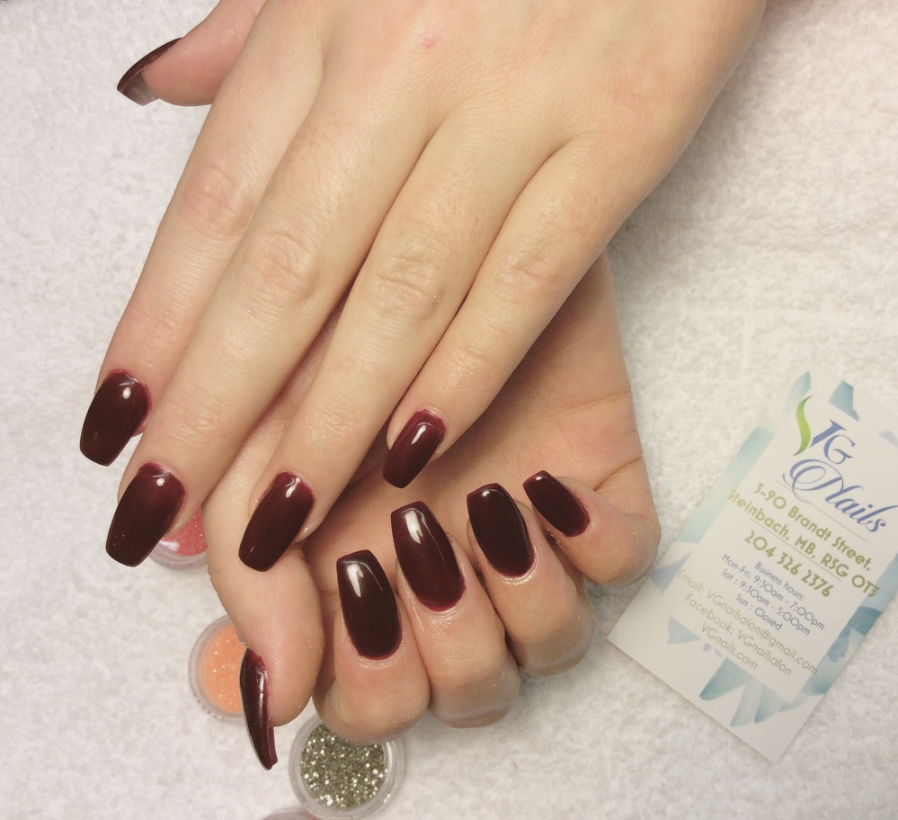 Lovely nails – VG Nails salon 90 Brandt Street, Unit 3, Steinbach, MB