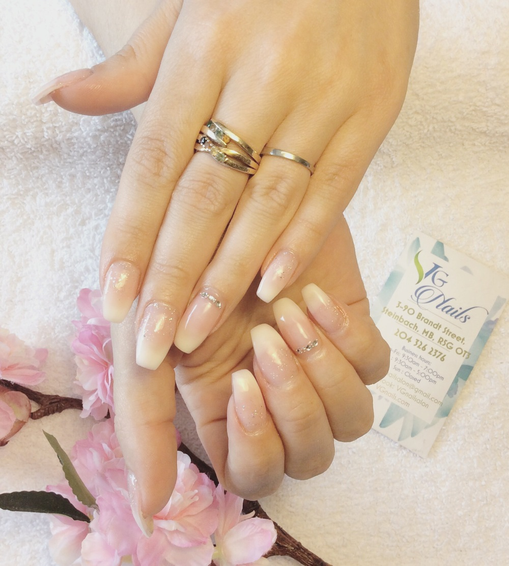 What is your choice for Spring? Coffin shape nails, colors with ...